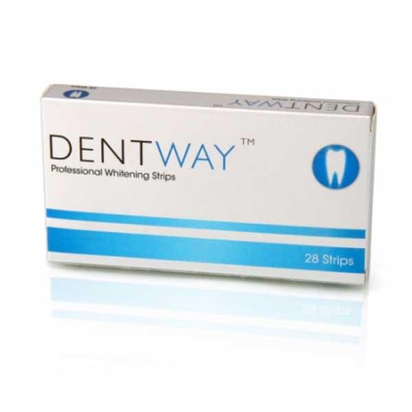 white strips dentway
